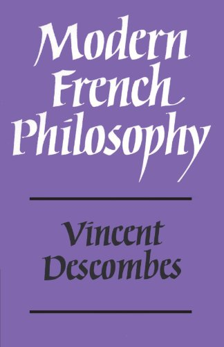 Modern French Philosophy