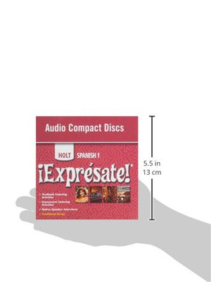 Exprsate!: Audio Cd Level 1