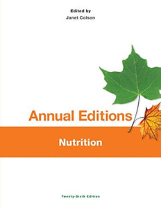 Annual Editions: Nutrition, 26/E