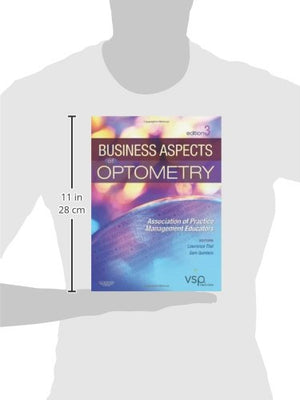 Business Aspects Of Optometry, 3E