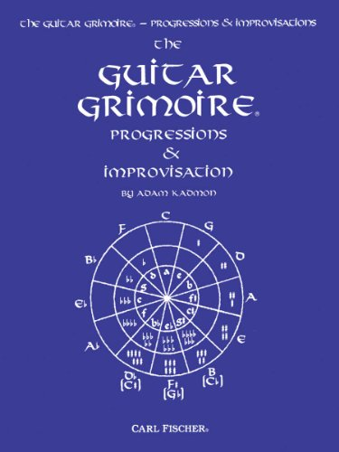 Gt15 - Guitar Grimoire: Progressions & Improvisation