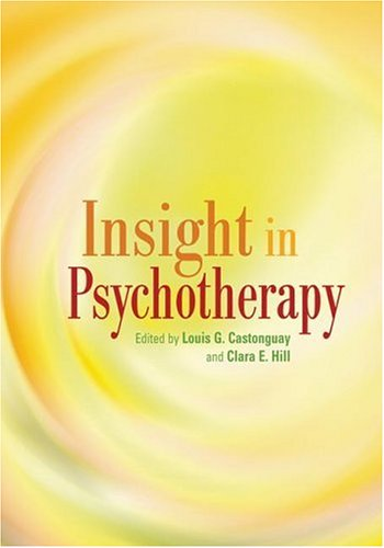 Insight In Psychotherapy