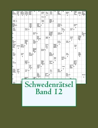 Schwedenrtsel Band 12 (German Edition)