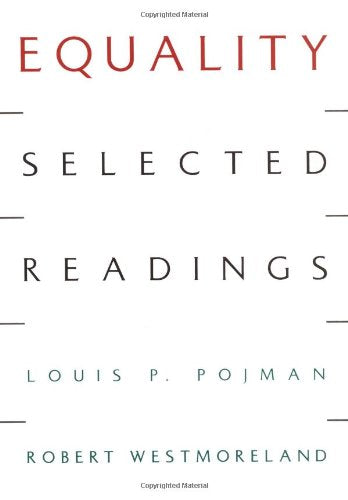 Equality: Selected Readings