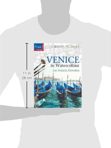 Venice In Watercolour (Ready To Paint)