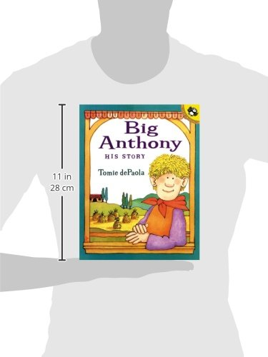 Big Anthony (Turtleback School & Library Binding Edition)