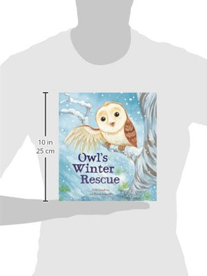 Owl'S Winter Rescue (Animal Seasons)