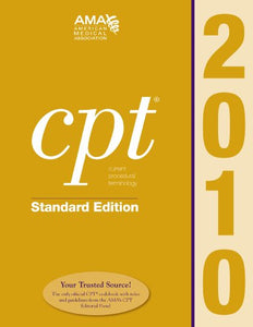 Cpt Standard 2010 (Cpt / Current Procedural Terminology)