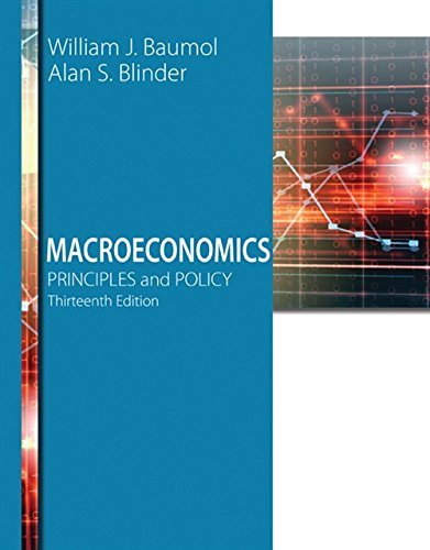 Macroeconomics: Principles And Policy (Mindtap Course List)