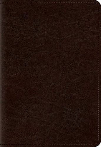 Esv Pocket New Testament With Psalms And Proverbs (Trutone, Coffee)