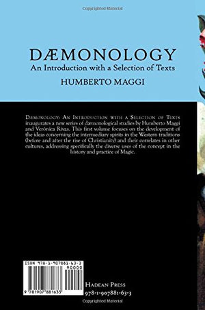 Dmonology: An Introduction With A Selection Of Texts