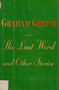 The Last Word And Other Stories (G K Hall Large Print Book Series)