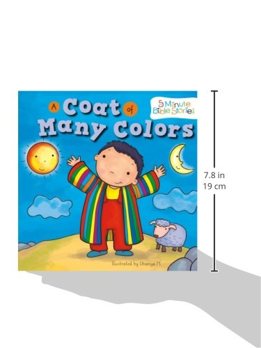 A Coat Of Many Colors (5 Minute Bible Stories)