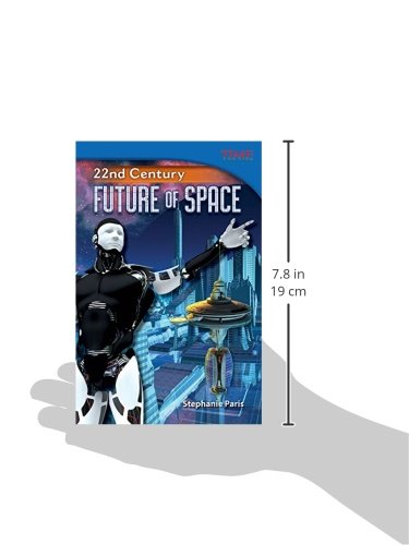 22Nd Century: Future Of Space (Time For Kids Nonfiction Readers)