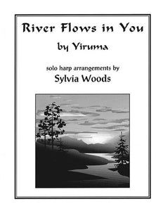 River Flows In You: Solo Harp Arrangement