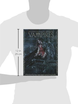 Vampires: The World Of Shadows Illustrated