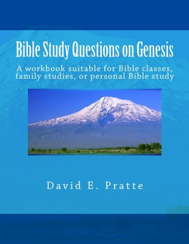Bible Study Questions On Genesis: A Workbook Suitable For Bible Classes,  Family Studies, Or Personal Bible Study