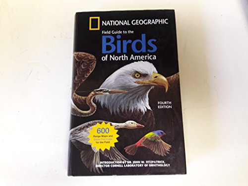 National Geographic Field Guide To The Birds Of North America: