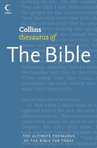 Collins Thematic Thesaurus Of The Bible