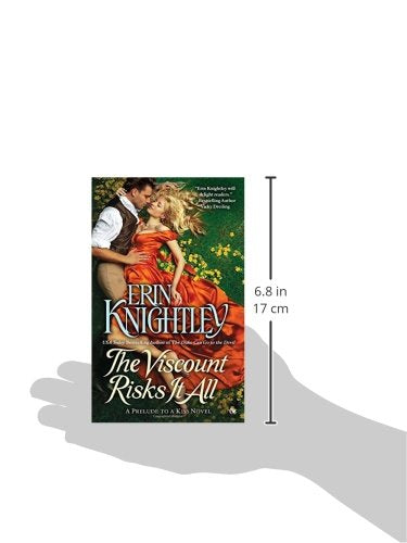 The Viscount Risks It All (A Prelude To A Kiss Novel)