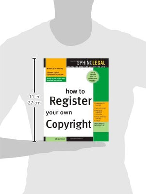 How To Register Your Own Copyright (Legal Survival Guides)