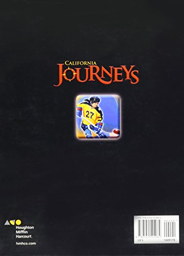 Journeys California: Student Edition Grade 5 2017