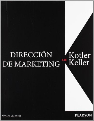 Direccion De Marketing, 14Th Edition