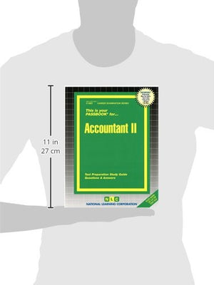 Accountant Ii(Passbooks)