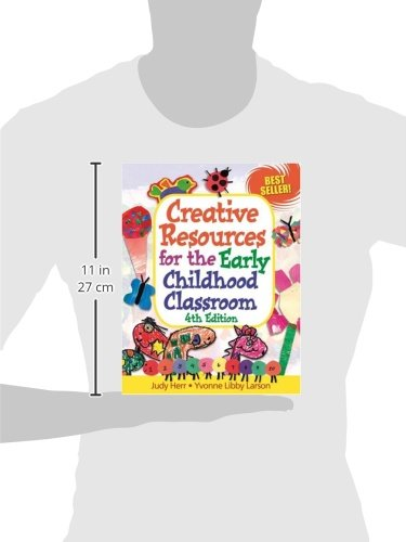 Creative Resources For The Early Childhood Classroom, 4E