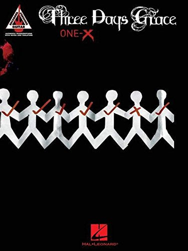 Three Days Grace - One-X (Recorded Versions Guitar)