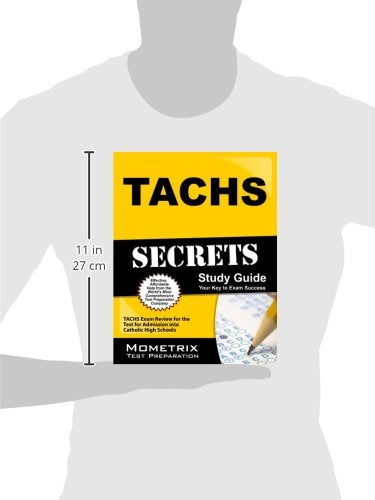 Tachs Secrets Study Guide: Tachs Exam Review For The Test For Admission Into Catholic High Schools