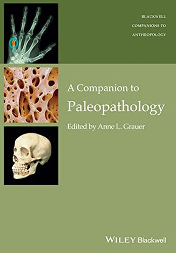 A Companion To Paleopathology (Wiley Blackwell Companions To Anthropology)