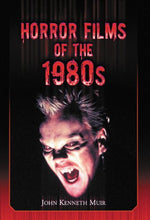 Horror Films Of The 1980S,( Vol. 1 & 2 )