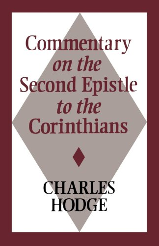 Commentary On The Second Epistle To The Corinthians