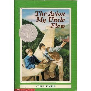 The Avion My Uncle Flew (Puffin Newbery Library)