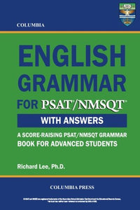 Columbia English Grammar For Psat/Nmsqt