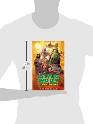 Star Wars: Agent Of The Empire Volume 2 - Hard Targets