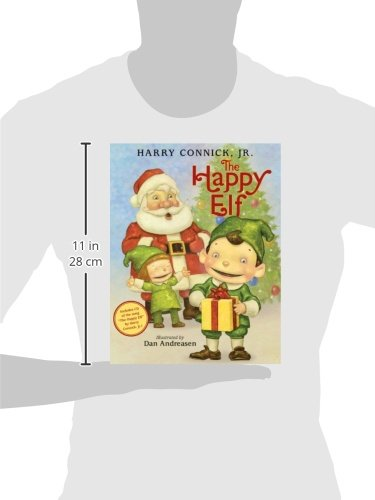 The Happy Elf Book And Cd