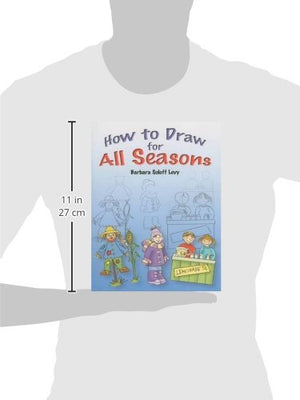 How To Draw For All Seasons (Dover How To Draw)