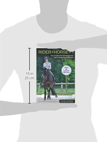 Rider + Horse = 1: How To Achieve The Fluid Dialogue That Leads To Harmonious Performance
