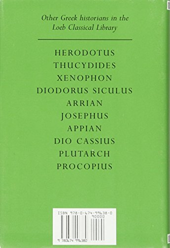 The Histories, Volume Ii: Books 3-4 (Loeb Classical Library)