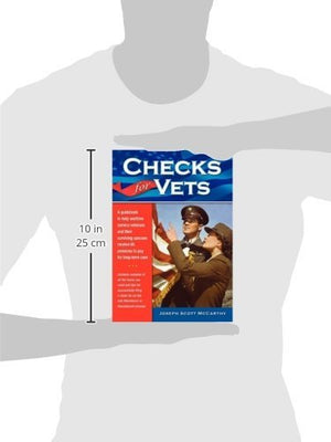 Checks For Vets A Guidebook To Help Wartime Veterans And Their Surviving Spouses Receive Va Pensions