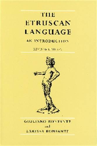 The Etruscan Language: An Introduction, Revised Editon