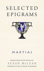 Selected Epigrams (Wisconsin Studies In Classics)