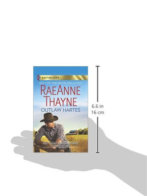 Outlaw Hartes: The Valentine Two-Step\Cassidy Harte And The Comeback Kid (Harlequin Bestsellers)