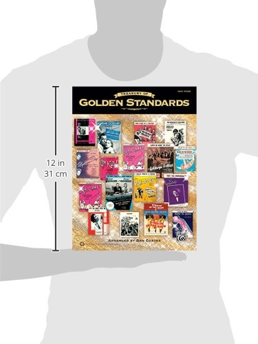 Treasury Of Golden Standards: Easy Piano