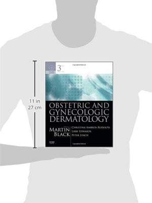 Obstetric And Gynecologic Dermatology With Cd-Rom, 3E