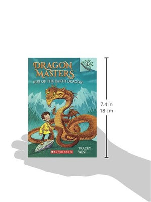 Rise Of The Earth Dragon (Turtleback School & Library Binding Edition) (Dragon Masters)