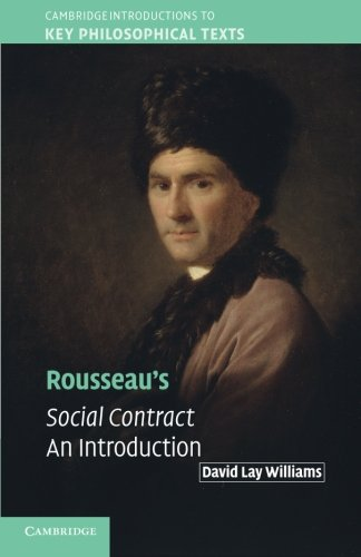 Rousseau'S Social Contract: An Introduction (Cambridge Introductions To Key Philosophical Texts)