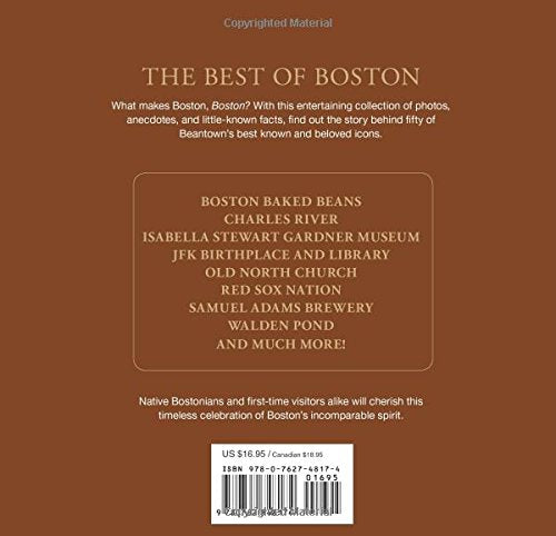 Boston Icons: 50 Symbols Of Beantown